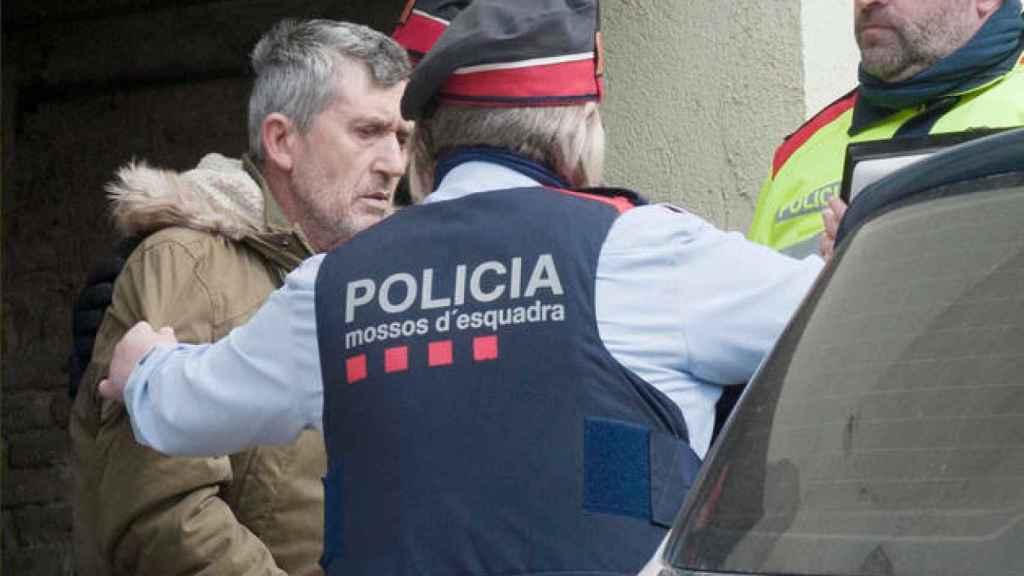 Jordi Magentí, único investigado hasta ahora por el doble crimen de Susqueda.