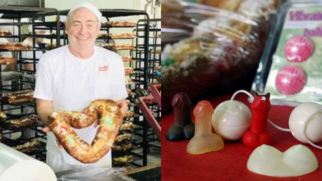 La empresa alicantina es de Elche y distribuye unos 15.000 roscones de 10 variedades diferentes.