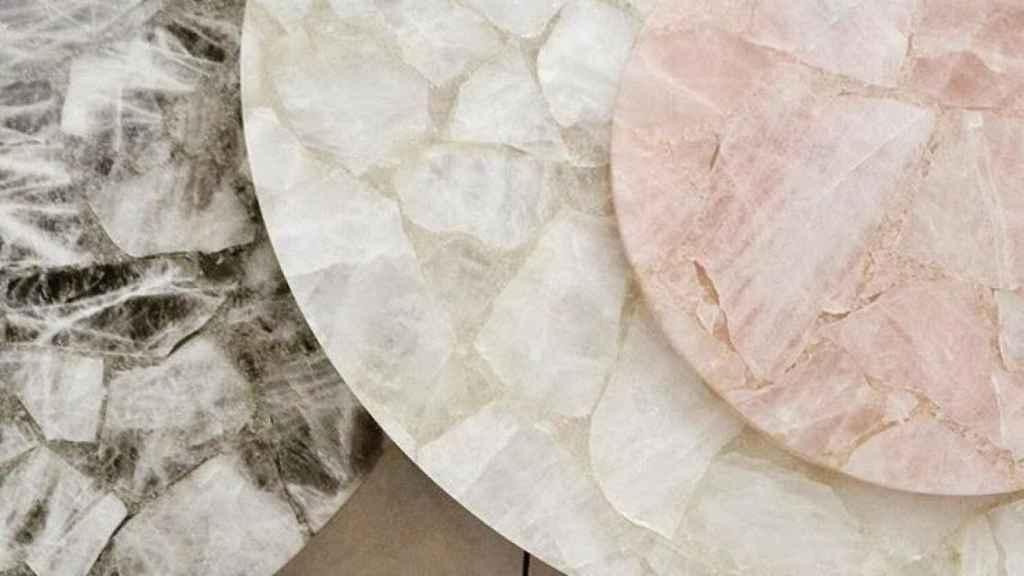 Material de piedras preciosas, por Element&Co.