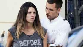 Laura Matamoros y Benji Aparicio.