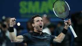 Bautista, campeón del torneo de Doha