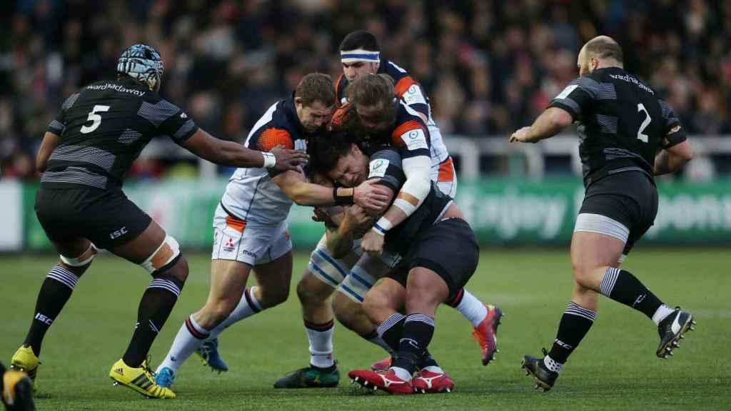 Newcastle Falcons vs. Edinburgh Rugby