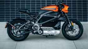 harley-davidson livewire moto electrica 4
