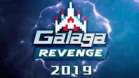 Un auténtico juego clásico de naves aterriza en Android: Galaga Revenge 2019