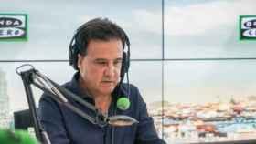 José Ramón de La Morena. Foto: Twitter (@ondacero)