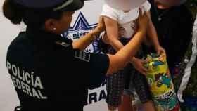 Rescatan en el aeropuerto de Cancún a la menor española secuestrada en un balneario