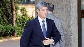 Fernando Martín, expresidente de Martinsa.
