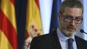 El expresidente de SCC, Josep Ramon Bosch