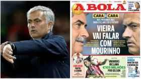 El Benfica se reunirá con Mourinho en los próximos días