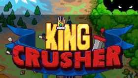 Enorme diversión, RPG y gráficos pixelados: descarga ya King Crusher