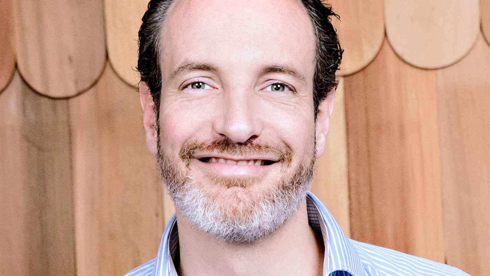 MaximilianTayenthal, uno de sus fundadores y actual director financiero de N26.