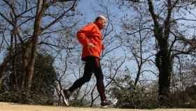 viejo corre runner
