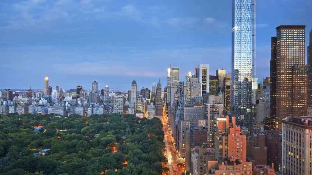 nueva york skyline