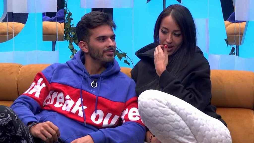 Suso Álvarez y Aurah Ruiz