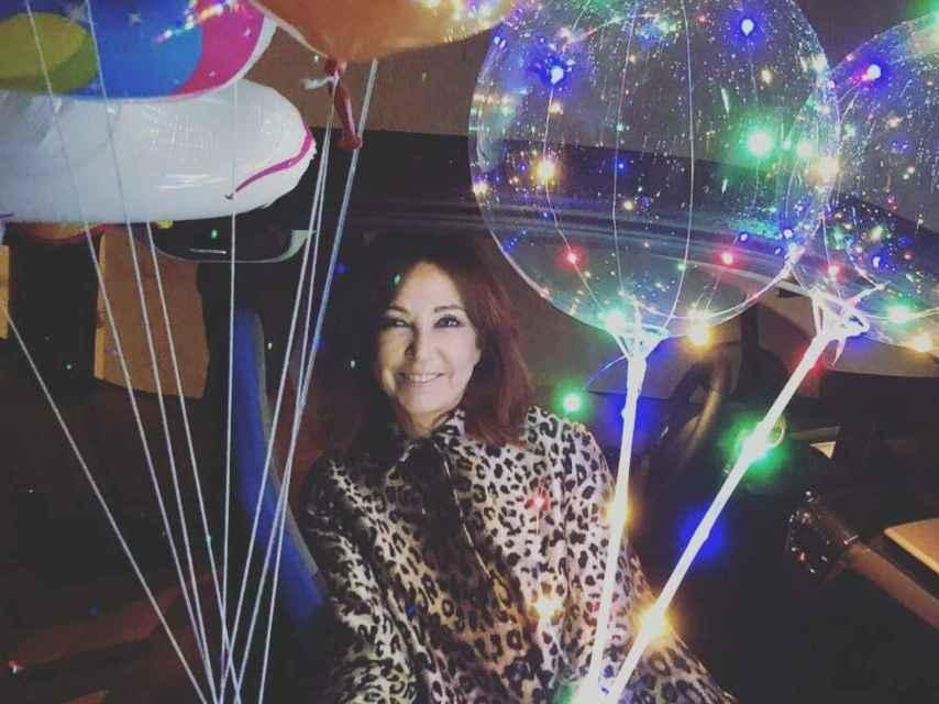 Ana Rosa Quintana en una imagen de archivo