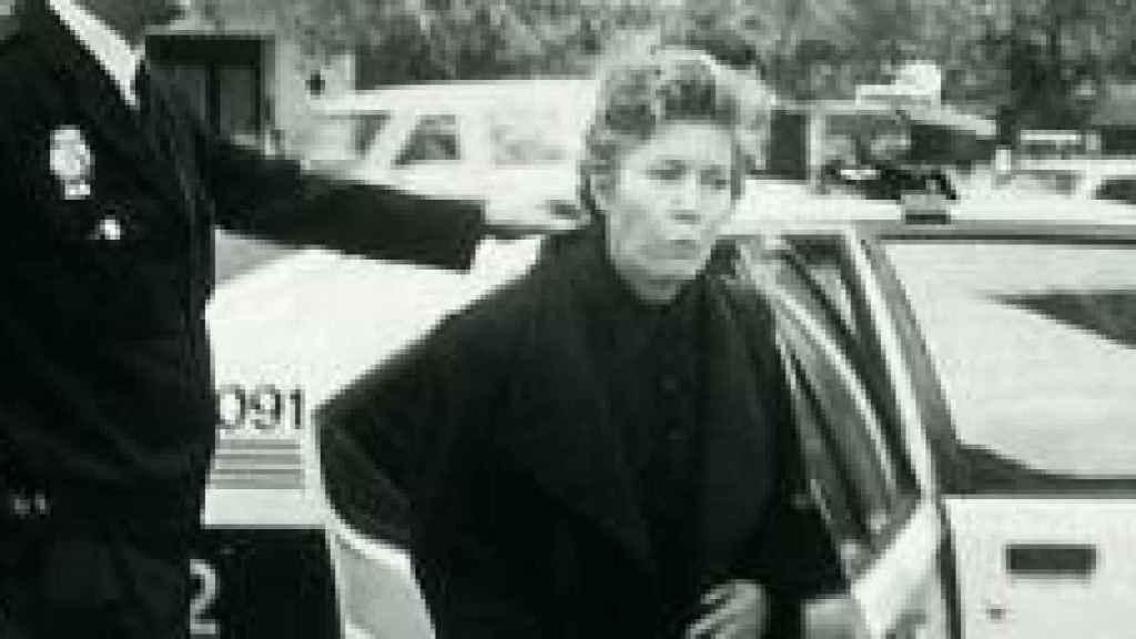 Isabel Padilla, en una imagen detenida por haber matado a tres miembros de su familia con dosis de insulina.