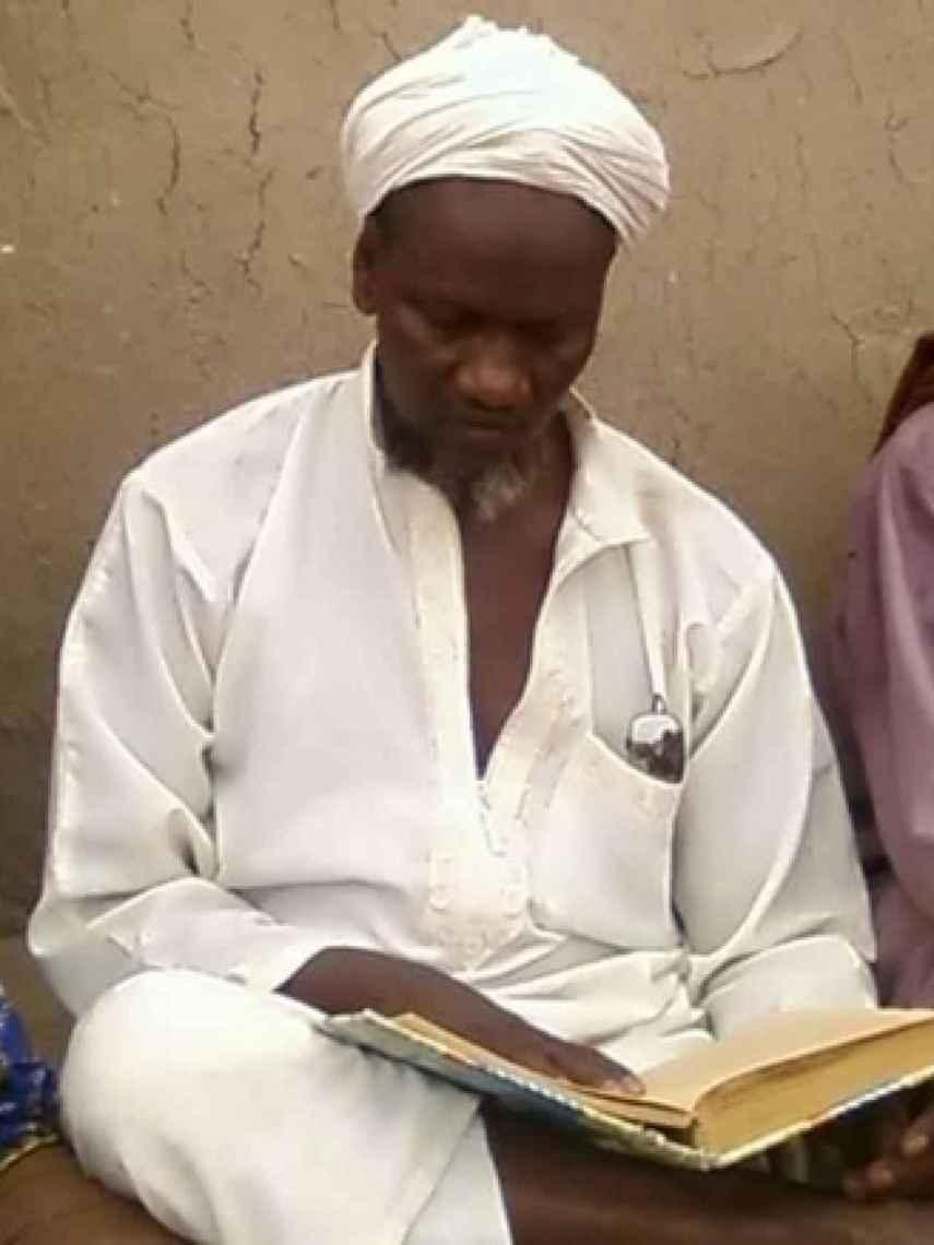 Amadou Kouffa.