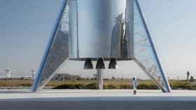 starship elon musk nave espacial 2