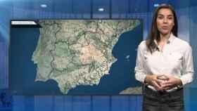 La presentadora María José Enríquez, en un vídeo de muestra.