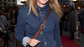 Eva Sannum durante un acto en Oslo (Noruega).