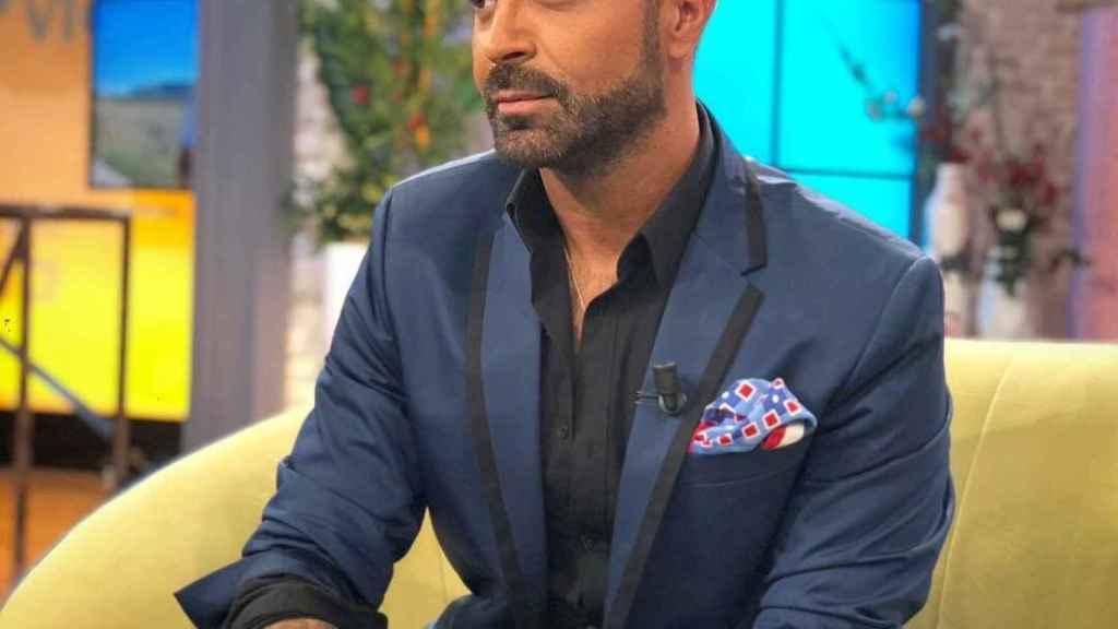 Luis Rollán en el programa 'Viva la vida'.
