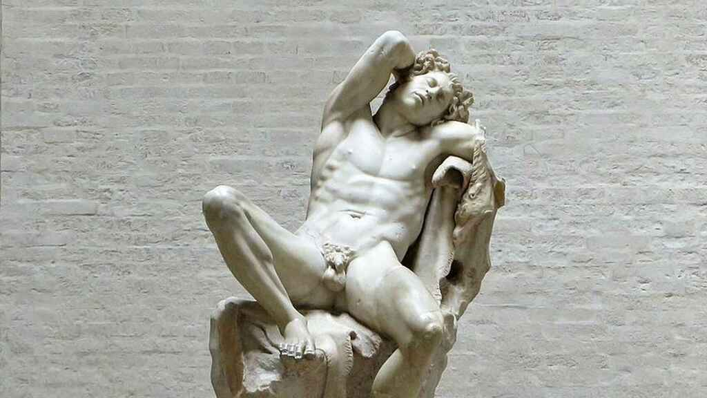 Fauno Barberini-