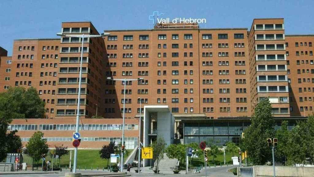 Hospital Vall d'Hebron, en Barcelona
