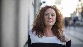 La escritora y periodista Cristina Fallarás.