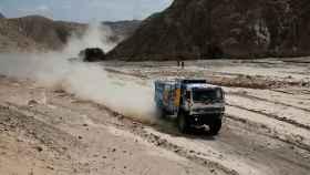 Karginov queda excluido del Dakar por no asistir a un espectador gravemente herido