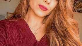 Ivana Icardi, hermana del futbolista Mauro Icardi. Foto: Instagram (@ivannaicardi)