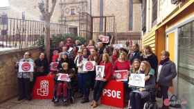 Acto PSOE Salamanca.5