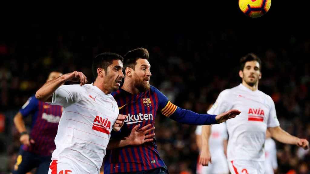 Messi sigue haciendo historia en La Liga: gol 400 en el Barcelona - Eibar
