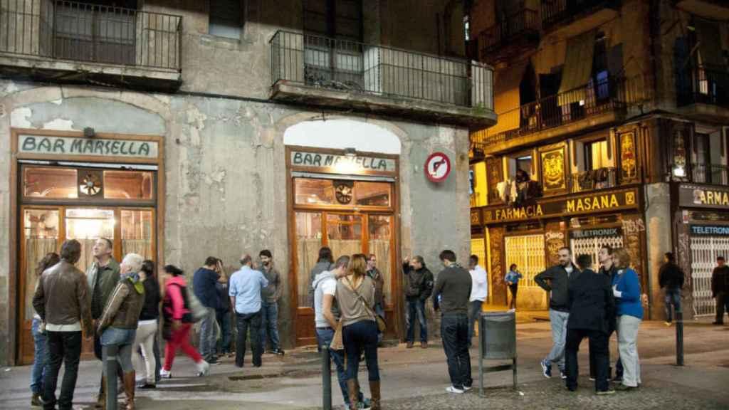 Imagen de archivo del Raval de Barcelona.
