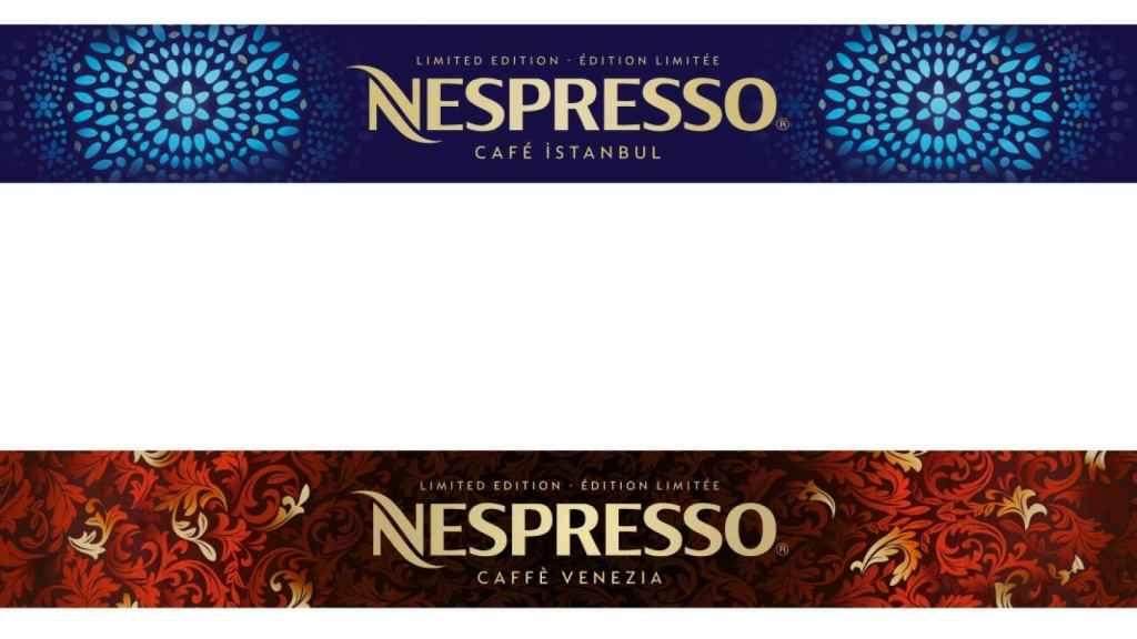 sabores nuevos nespresso