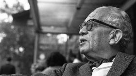 El escritor Max Aub.