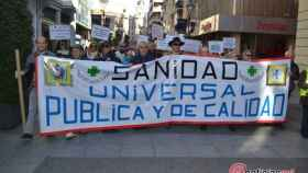 manifestacion defensa sanidad publica plataformas valladolid 32