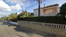 Urbanización en la que residía la pareja, en Llucmajor (Mallorca)