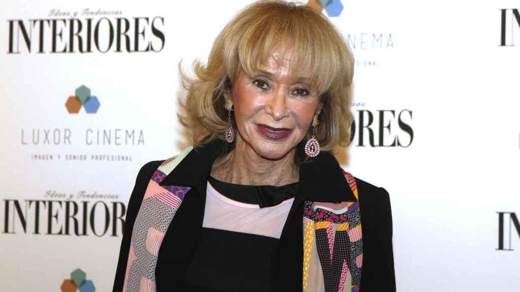 Fernández de la Vega en una imagen del año 2015.
