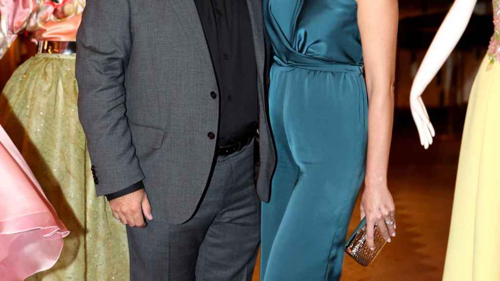 Julio Ruz y María Jesús Ruiz en una imagen de archivo