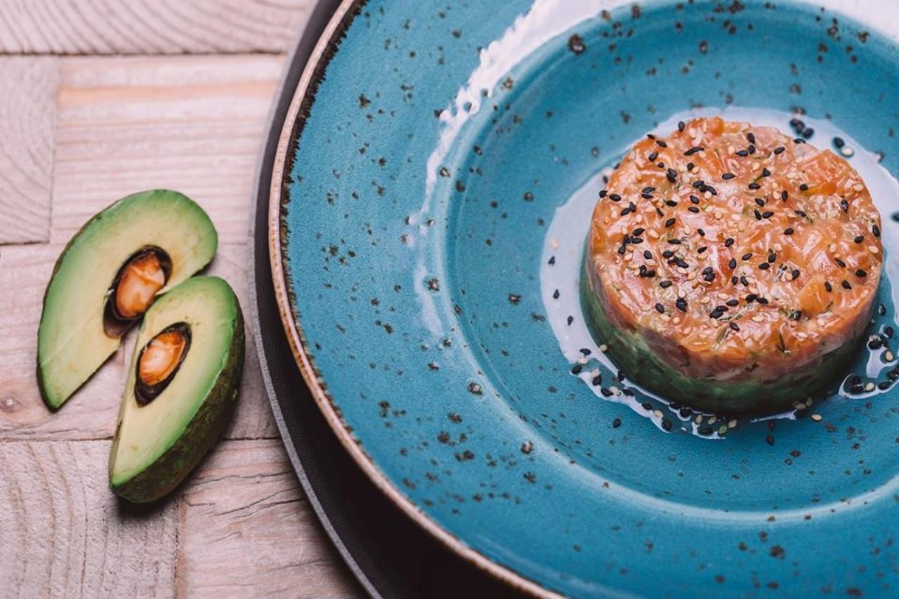 Saona - NH Balboa - Tartar de salmón