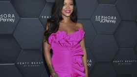 Rihanna en una de sus últimas apariciones públicas.