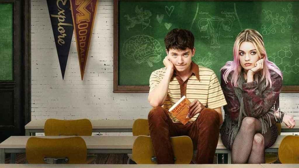 Educación sexual para pajilleros: la nueva y sorprendente serie de Netflix.