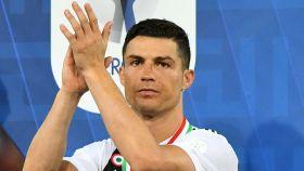 Cristiano celebra la Supercopa de Italia