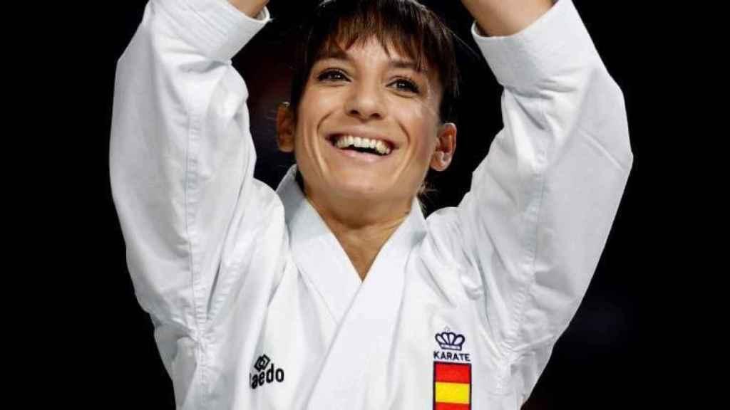 Sandra Sánchez entre los diez mejores deportistas del año