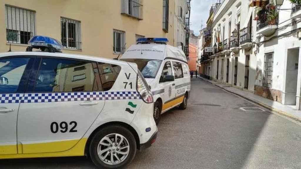 Policía Local de Badajoz