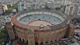 La Monumental de Barcelona, vacía