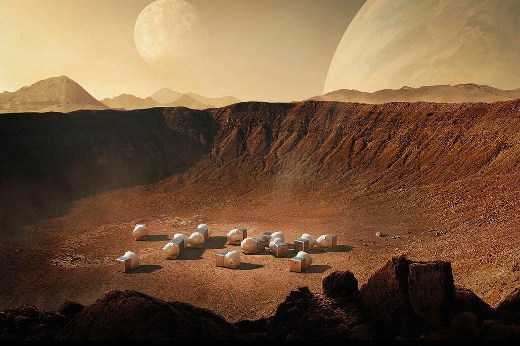 Cápsula de Marte 4