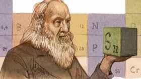 Dmitri Mendeléyev diseñó la tabla periódica a los 35 años