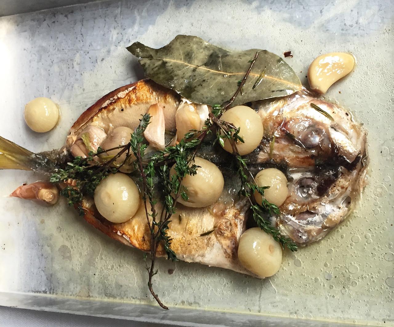 Sacha - pescados