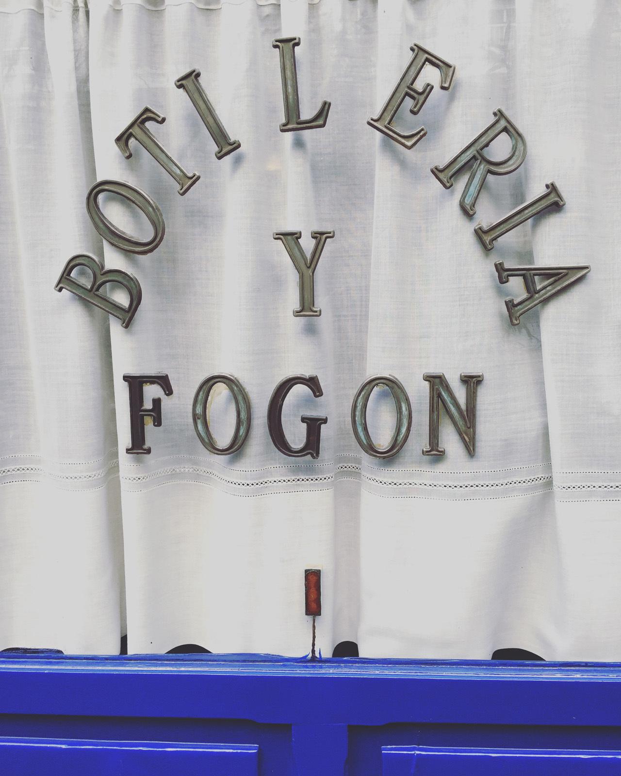 Sacha Botilleria y Fogon